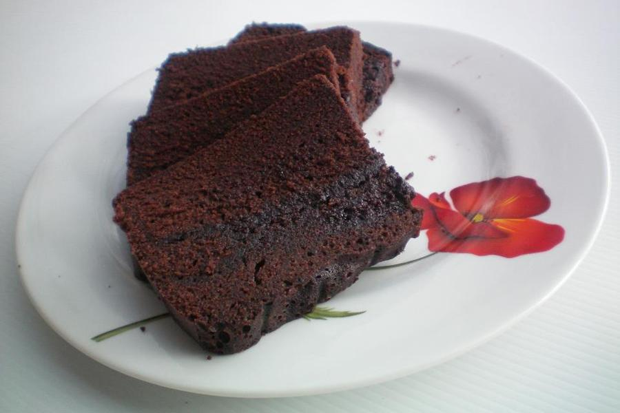 brownis kukus coklat