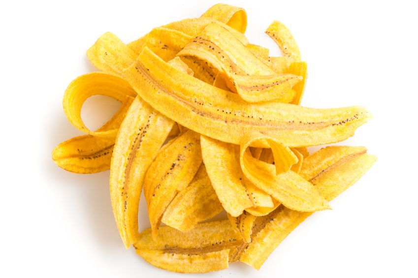 keripik pisang renyah