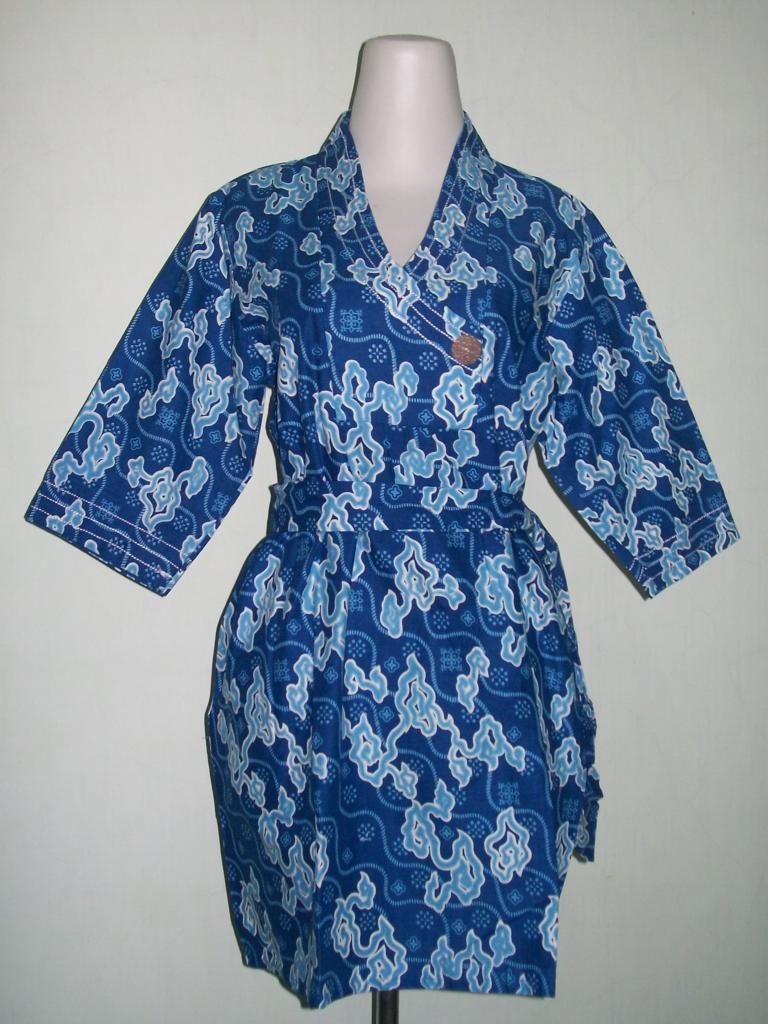 Baju Batik Mega Mendung