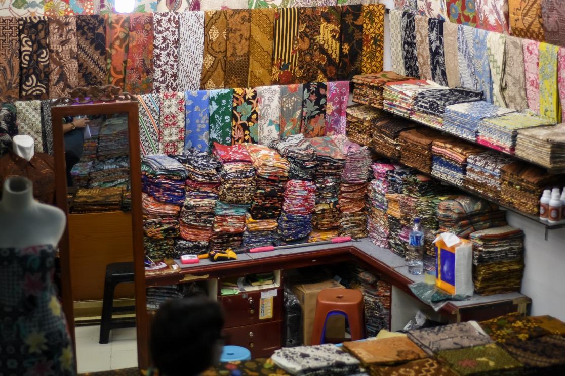 Toko Batik Murah Di Jogja