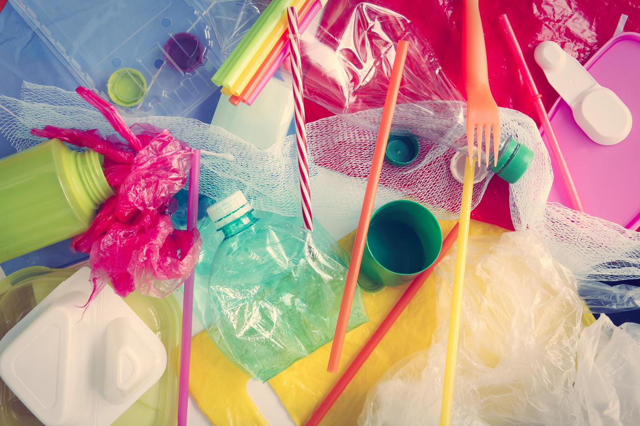 mendaur ulang sampah plastik