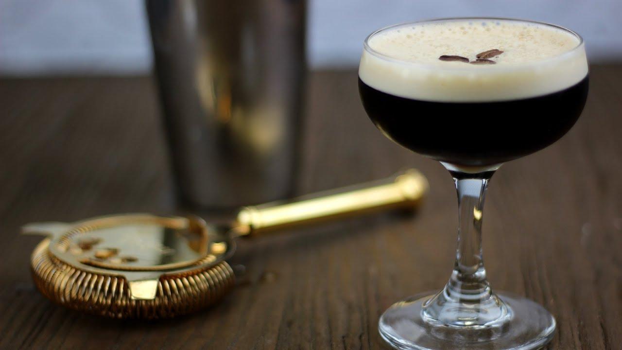 resep espresso martini