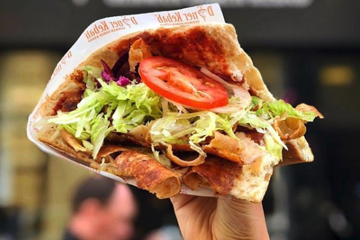 cara bikin kebab doner