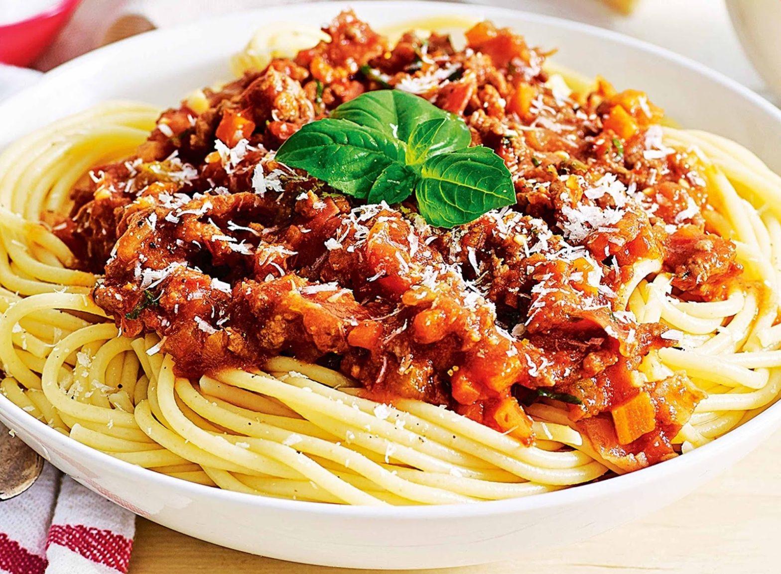 cara membuat spaghetti la fonte
