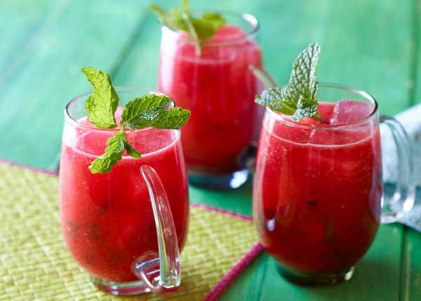 cara bikin jus semangka