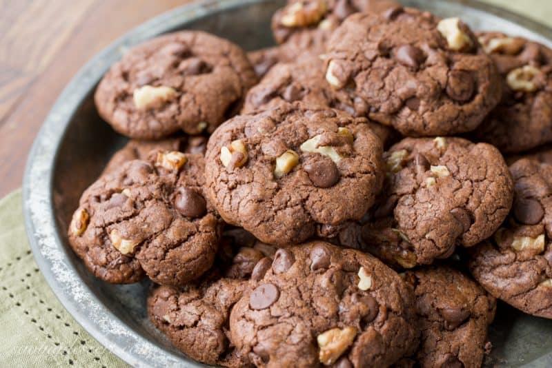 cara membuat butter cookies
