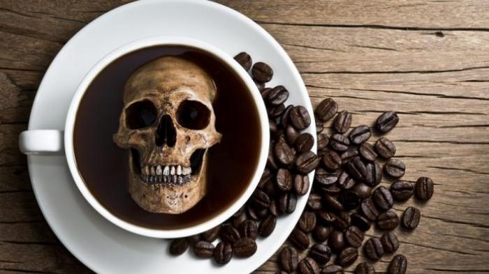 efek samping minum kopi