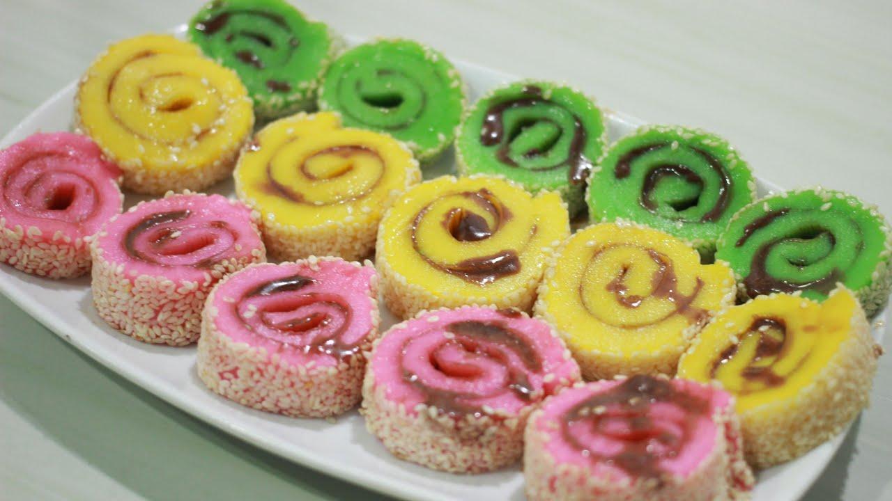 resep kue mochi gulung isi kacang