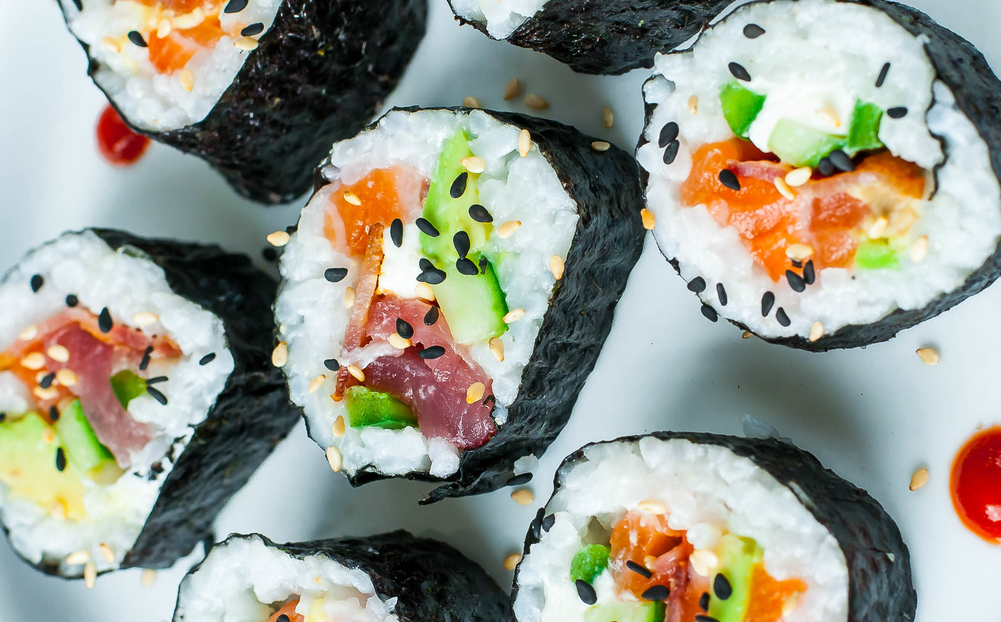 cara membuat sushi murah meriah