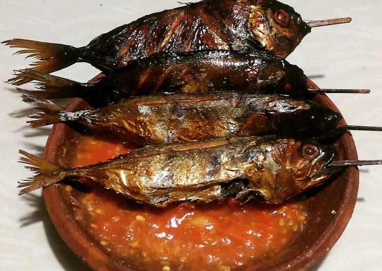 cara masak ikan asap