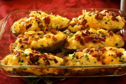kentang panggang oven