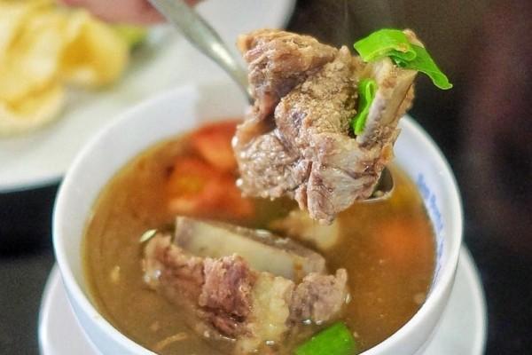 resep sop ayam enak