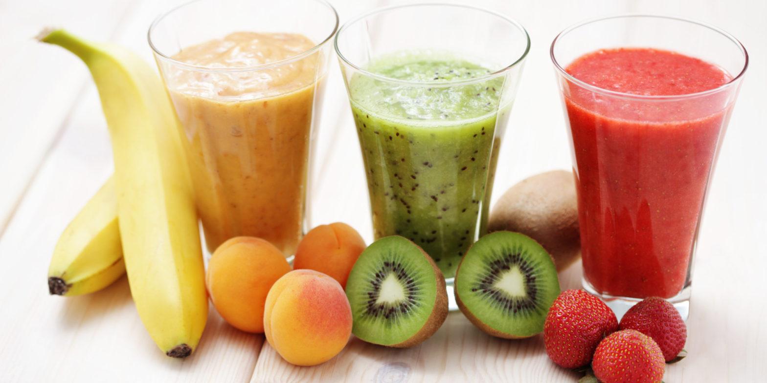 jus diet pagi hari