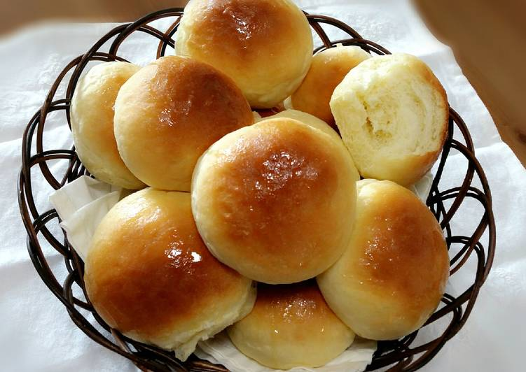 cara membuat roti bulat