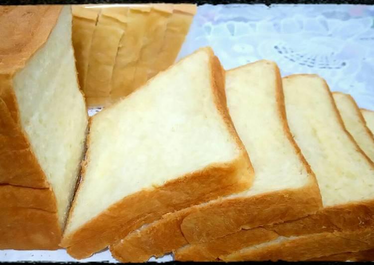 resep roti tawar susu