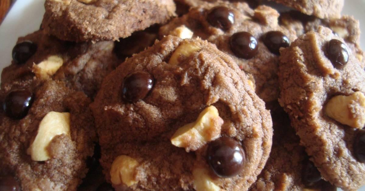 Resep Cookies Coklat Yang Sangat Lezat!!