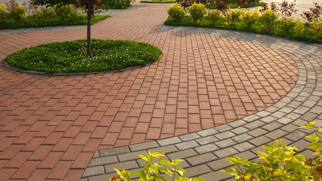 cara membuat adonan paving block - paving block