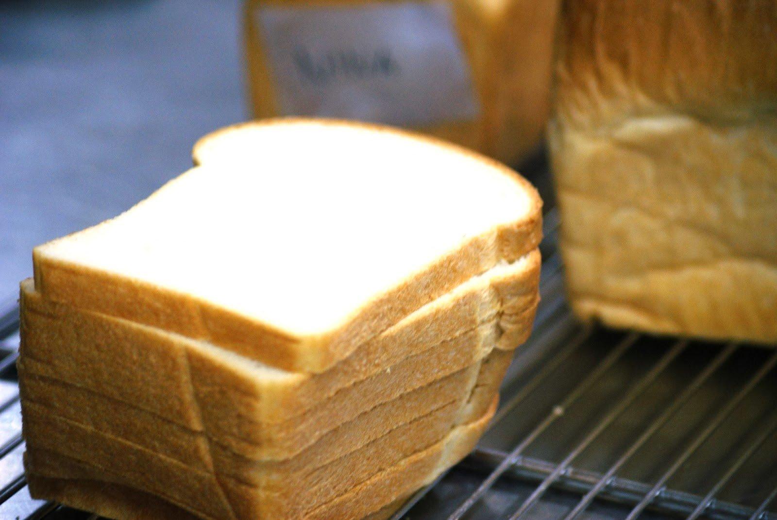 kandungan nutrisi roti tawar