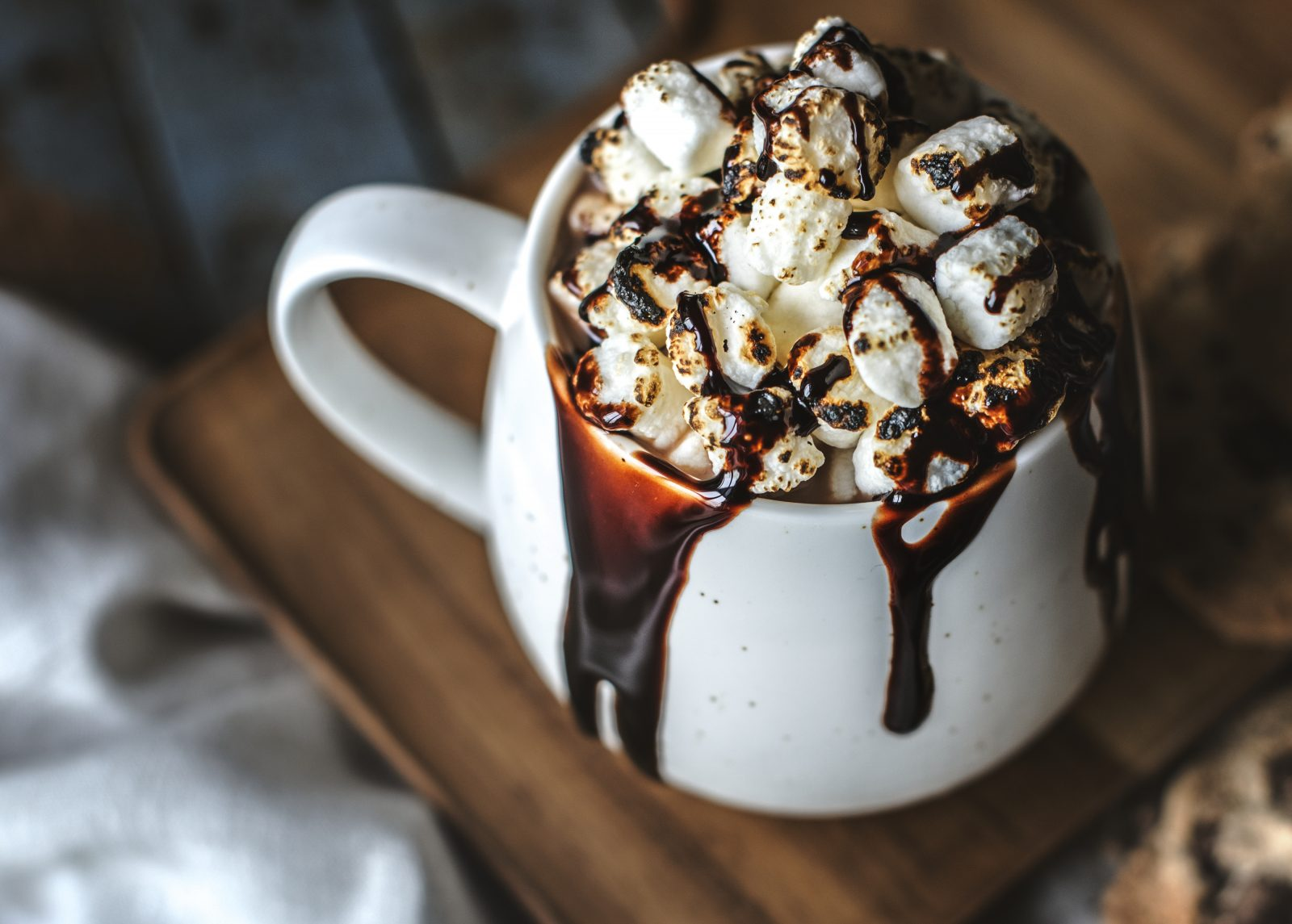 resep minuman coklat peppermint