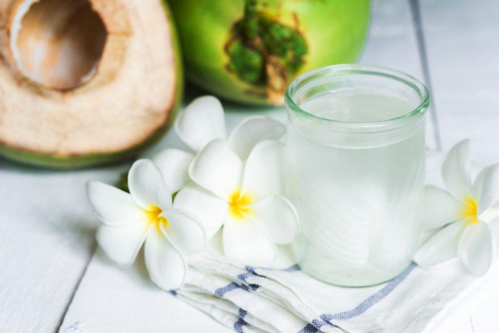 air kelapa untuk ibu hamil muda