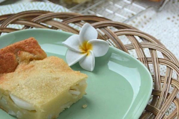 makanan dari kelapa muda