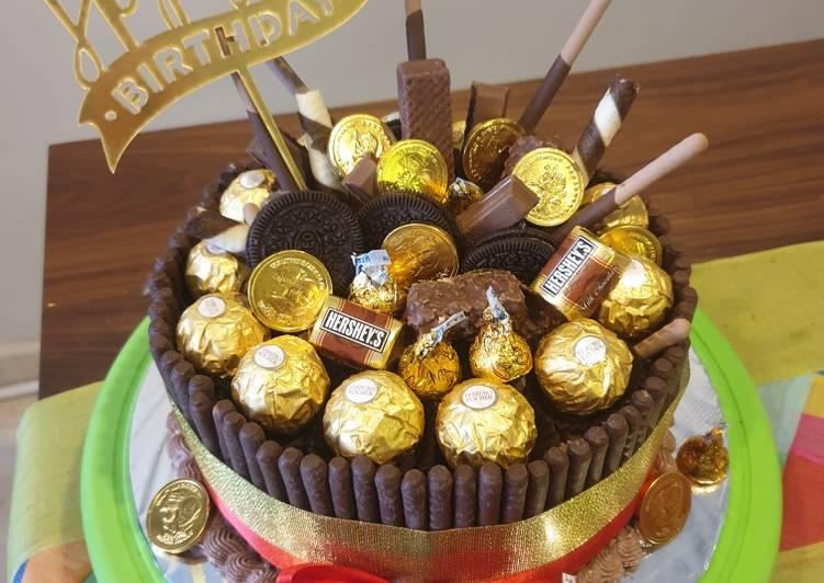 Cara Membuat Tart Coklat