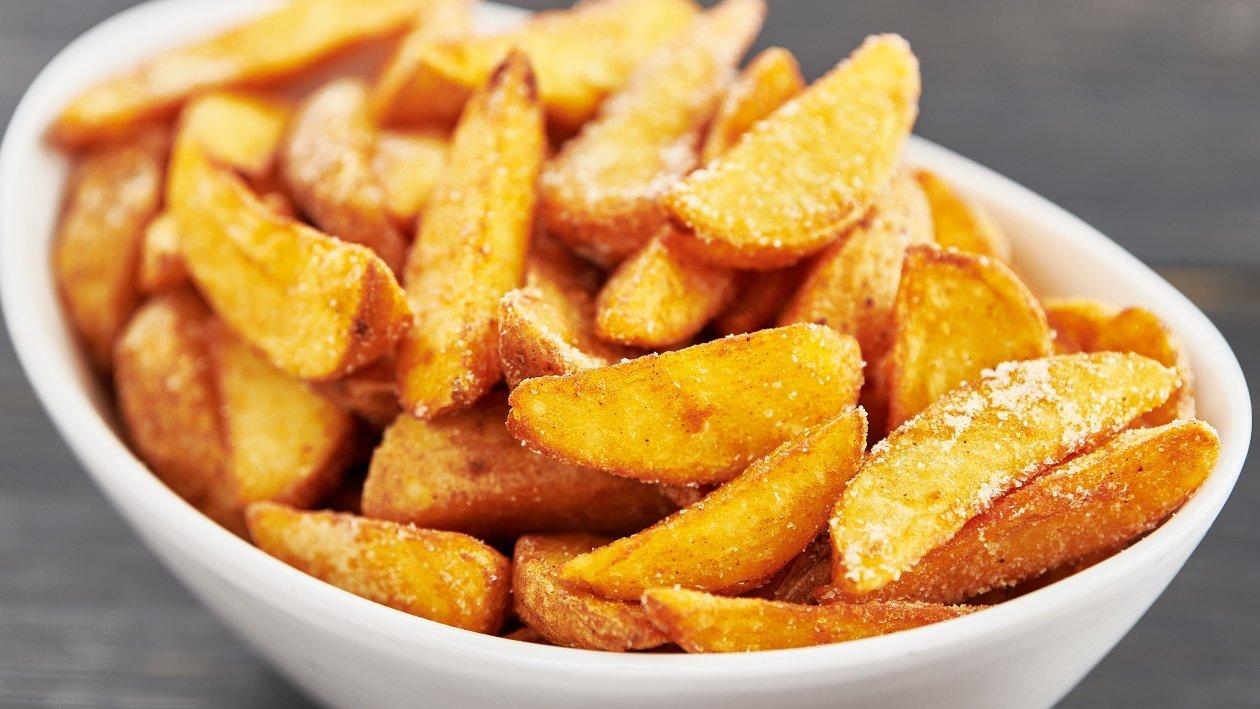 Cara Membuat Potato Wedges Dengan Mudah